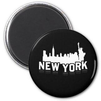 New York Sign Magnet