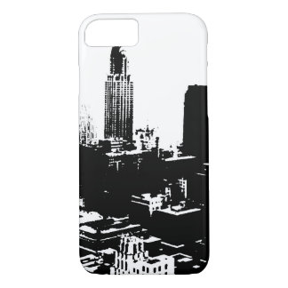 New York Silhouette iPhone 7 Case