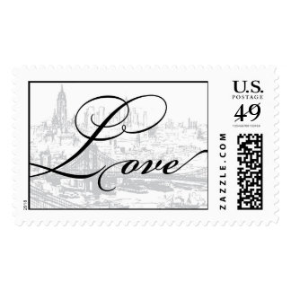 New York Simple Love | Atelier Isabey Stamps
