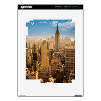 New York Decals For iPad 3