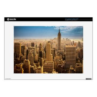 """New York Skins For 15"""" Laptops"""