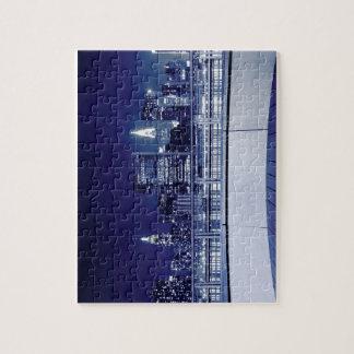 New York Skyline 2 Jigsaw Puzzle