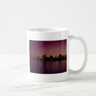 New York Skyline at Dusk Coffee Mug