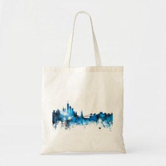 New York Skyline Budget Tote Bag