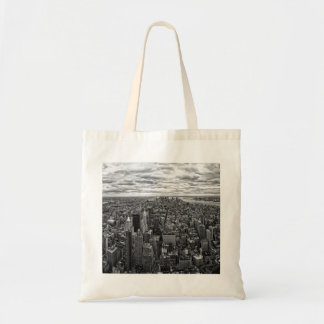 New York Skyline Budget Tote Bag