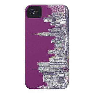New York skyline Blackberry Bold Covers
