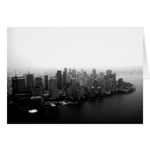 New York Skyline Cards