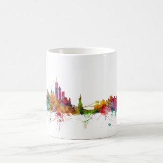 New York Skyline Coffee Mug