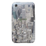 New York Skyline from above, Iphone 3gs Case iPhone 3 Covers
