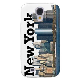 New York Skyline Galaxy S4 Cover