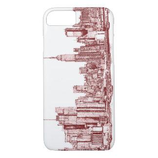 New York skyline iPhone 7 Case