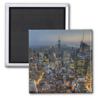 New York Skyline Magnet