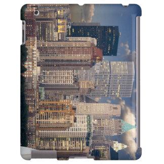 New York Skyline Manhattan Hudson