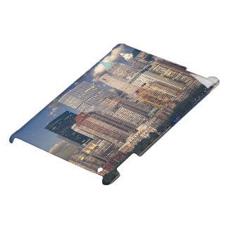 New York Skyline Manhattan Hudson iPad Covers