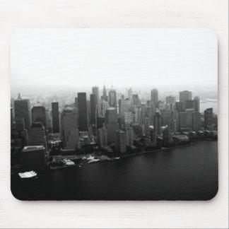 New York Skyline Mouse Pad