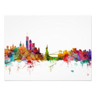New York Skyline Photo