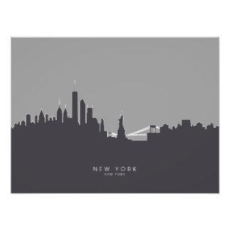 New York Skyline Photo Art