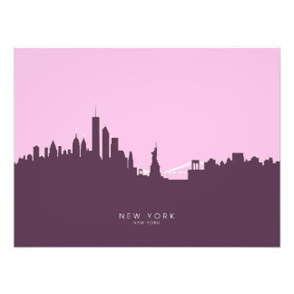 New York Skyline Photo Print