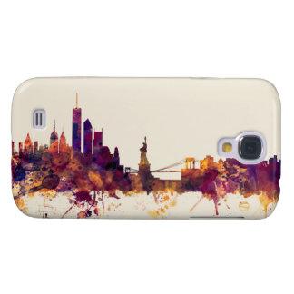 New York Skyline Samsung Galaxy S4 Case
