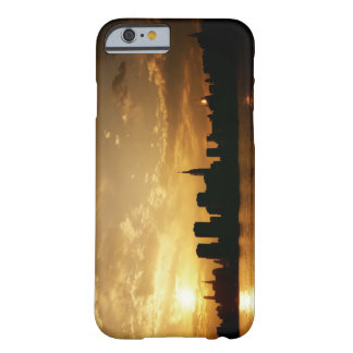 New York Skyline Sunset Barely There iPhone 6 Case