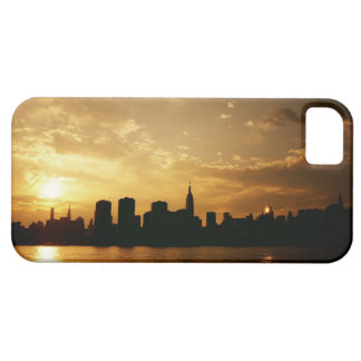 New York Skyline Sunset iPhone 5 Covers