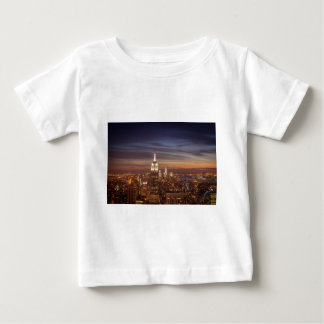 New York Skyline with the Empire State Building an T Shirts