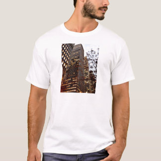 New York Skyscrapers at Dusk T-Shirt