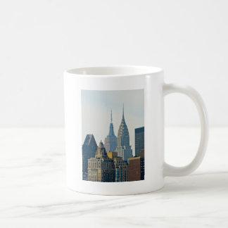 New York Skyscrapers Coffee Mug
