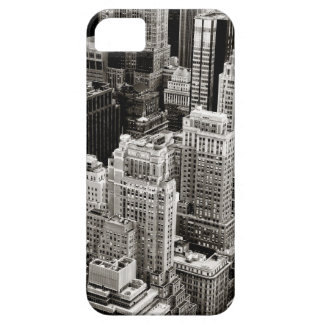 New York Skyscrapers From Above iPhone SE/5/5s Case