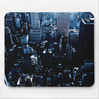 New York Skyscrapers Mouse Pad