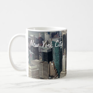 New York Skyscrapers Mug