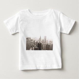 New York Snow Baby T-Shirt