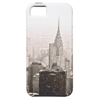 New York Snow iPhone SE/5/5s Case