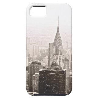 New York Snow iPhone SE/5/5s Case