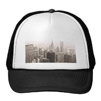 New York Snow Trucker Hat