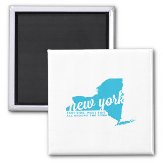 new york | song lyrics | sky blue magnet