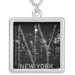 New York Souvenir Necklace New York City Gifts