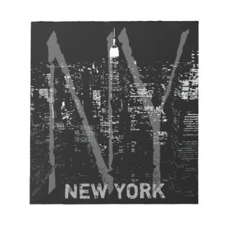 New York Souvenir Notepad Empire State Notepads