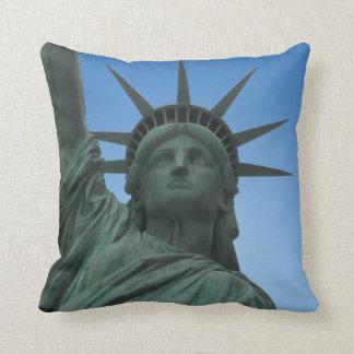 New York Souvenir NY Statue of Liberty Pillow