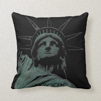 New York Souvenir Pillow NY Statue of Liberty Pill