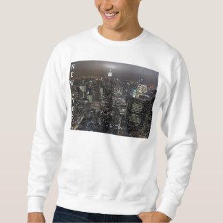 New York Souvenir Sweatshirt NY Cityscape Shirt