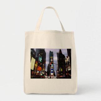 New York  Souvenir Tote Bag Times Square Souvenir