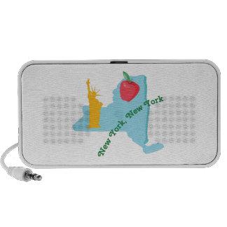 New York Travelling Speakers