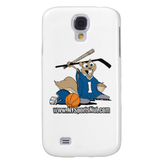 New York Sports Nut Galaxy S4 Cover