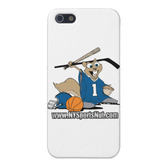 New York Sports Nut iPhone 5 Cases
