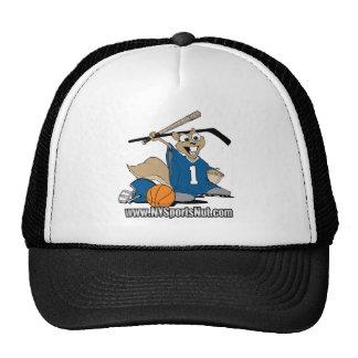 New York Sports Nut Trucker Hat