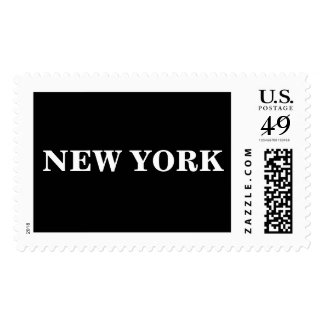 NEW YORK SPORTS STAMP