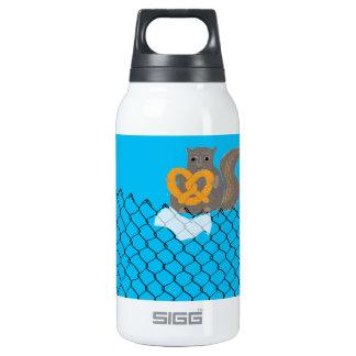 New York Squirrel Insulated Water Bottle