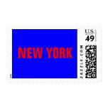 NEW YORK STAMP BY WASTELANDMUSIC