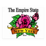 New York State City Designs Postcards